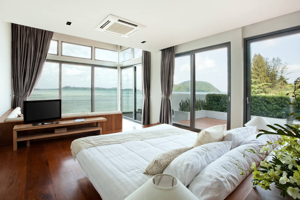 Noise proof glass windows - banner