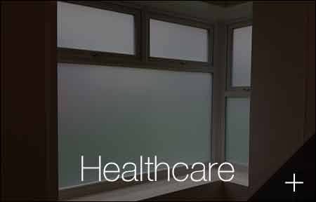 glass for healthcare space - thumbnail