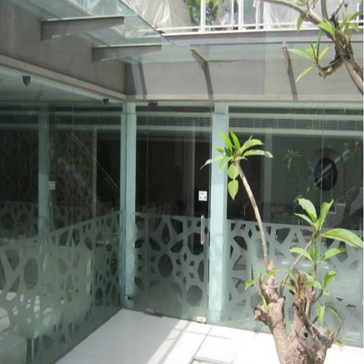 glass staircase designs