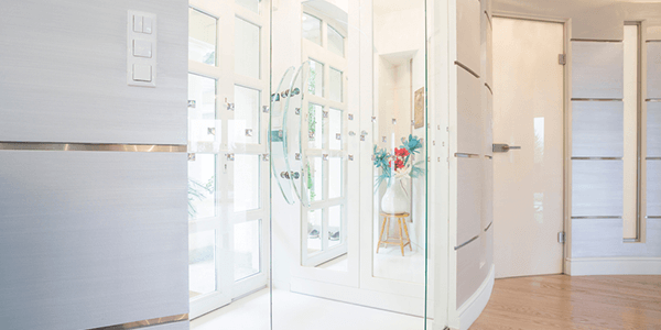 glass door designs
