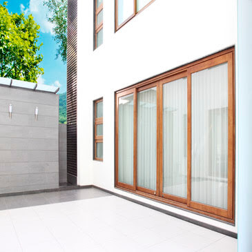 sliding glass for office