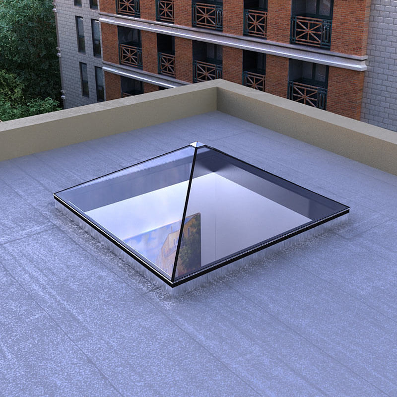 In System Skylights : Add a sense of luxury to your residential space with