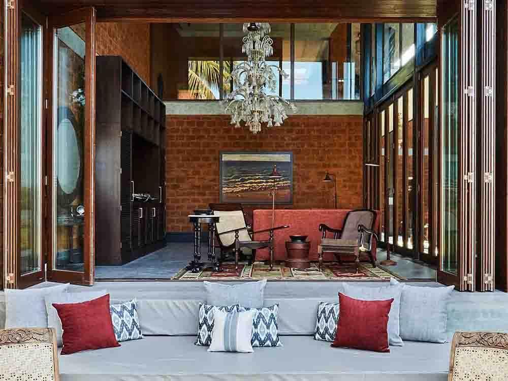 AIS Glass Villa, Goa